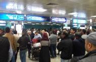 على عين المكان : حركية متواصلة في مطار تونس قرطاج الدولي (صور)