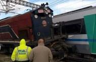 عاجل: حادث تصادم بين قطارين في برج السدرية تونس