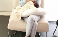 مشاهير الفن: أول صورة لـ نانسي عجرم و إبنتها ليا