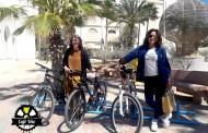 الدراجات هوائية لفائدة نجوم الفن السابعفي مهرجان قابس «سينما فن»