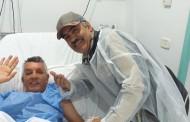 صورة: الحالة الصحية للفنان الفكاهي عبد القادر دخيل في استقرار