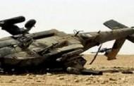 وزراة الدفاع تعلن عن استشهاد 3 جنود في حادث سقوط مروحية عسكرية بقابس