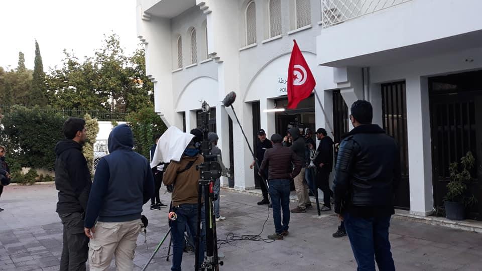 المخرج مهدي هميلي يُصوّر الأجزاء الأخيرة من فيلمه الجديد