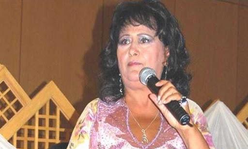 تابين الفنانة التونسية زهيرة سالم بمقرالإذاعة التونسية