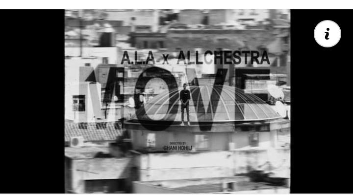 Move : فيديو كليب لمغني الرابALA و ALLCHESTRA بالتعاون مع جمعية wallah we Can لفائدة اطفال ضحايا العنف